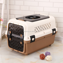 Best Sell High Quality PP Portable Small Pet Dog Carrier Outdoor Cages