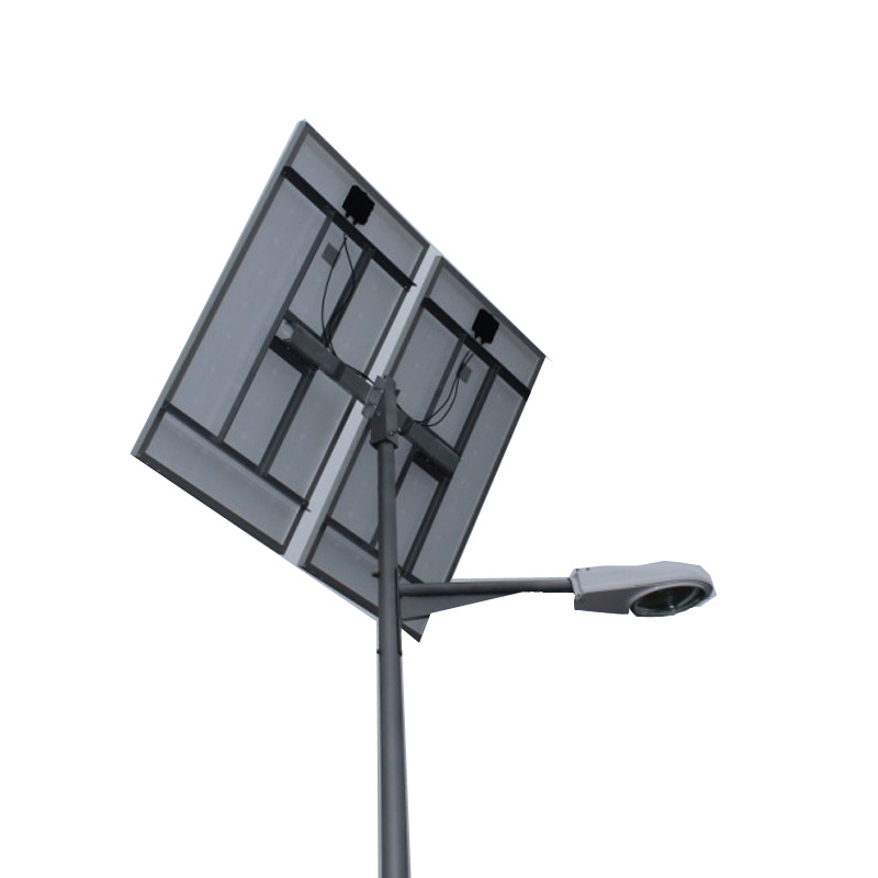 Solar Rode Light With Timer For Yard