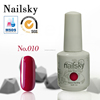 best selling in EU market Wholesale nail polish gel Private label nail polish uv gel in 15ml bottle