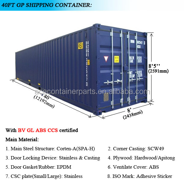 Shipping Container Sale To Philippines Buy Shipping
