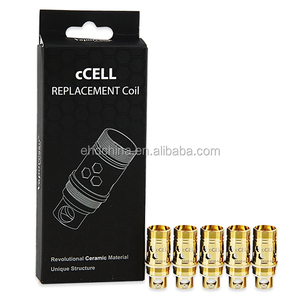 100% Original Vaporesso Ceramic cCELL Replacement Coils for Target 75VTC Starter Kit