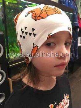17bbf5c6370 Lovely Animal Print Soft Cotton Comfortable Baby Kids Hat for Toddler Girls  Boys