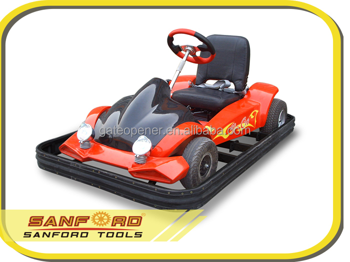 Safety Bumper Electric Kids Go Kart For Kids and Adult