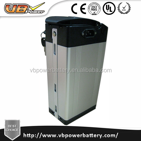 Factory supply Dragon horse Li-ion battery pack 48V 10Ah electric bike battery