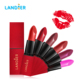 Professional Makeup Manufacturer Natural Private Label Waterproof Matte Lipstick