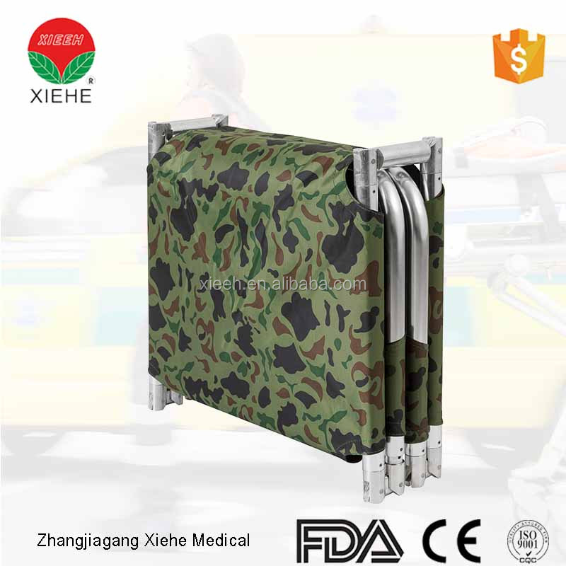 Hottest sale Aluminum Alloy Folding Stretcher YXH-1EL