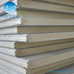 Metal Panel Material and Rock Wool Sandwich Panels/Real Estate safe and durable prefabricated homes from china supplier