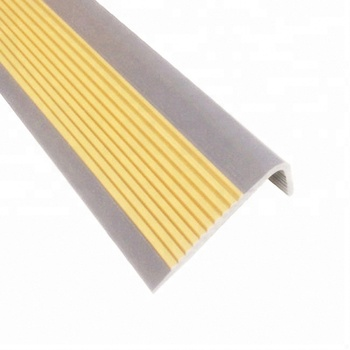 PVC Stair Nosing Carpet Strips for Stairs Anti Slip