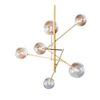 Modern Simple Nordic Designer Creative Chandelier Pendant Light