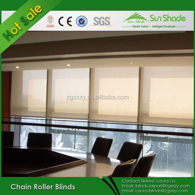 China Sun Shading Manufacturer Indoor Manual Modern Office ...