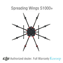 Original DJI SPREADING WINGS S1000+ /S900 for DSLR Platform in the Air Professional Octa Copter Drone with 11KGs Loading Ability