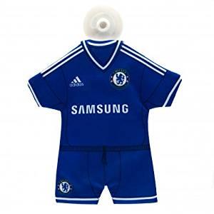 Chelsea FC Mini Car Kit Hanger WH
