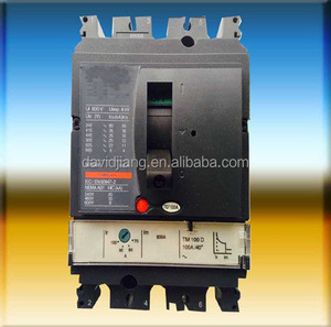 NSX type MCCB moulded case circuit breaker 160A MCCB