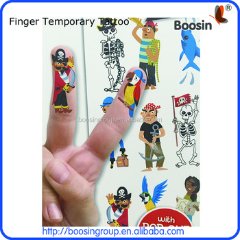 Cute Finger Temporary Tattoos For Kid - Buy Finger Tattoos ...