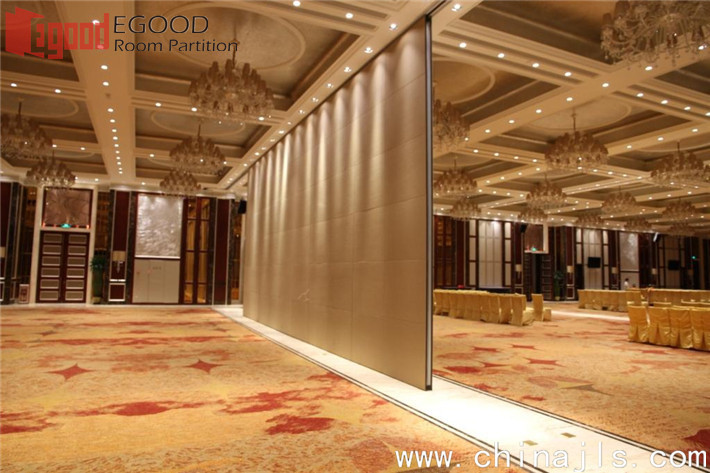 Fire Rated Partition Walls : Aluminium accordion folding partition walls fire rated
