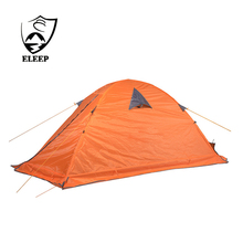 Extensible 2 Persoon Outdoor <span class=keywords><strong>Sneeuw</strong></span> Rok Aluminium Pole Dome <span class=keywords><strong>Tent</strong></span>
