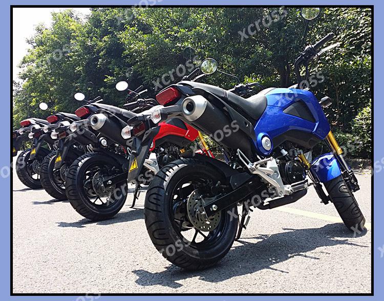 Chinese Cheap 50cc Motorcycles 50cc Monkey Bike Msx 50 For Kids ...