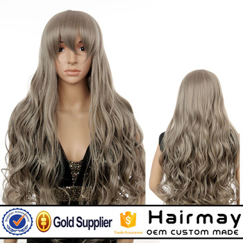 Korean Style Wholesale Cheap Synthetic Wigs Cosplay Wigs Hair Wig