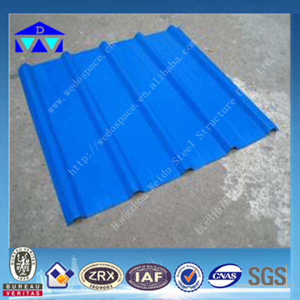 Supply High Quality roof sheet galvanized steel