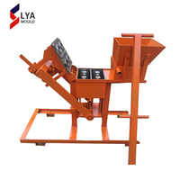 lightweight concrete interlocking clay soil brick making machines price interlocking brick mold