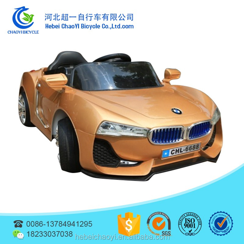 Baby Electric Toy Car With Remote Control Kids Electric Cars For