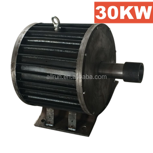 Cheap price 10kw 20kw 30kw 50kw Low RPM permanent magnet alternator also called low rotation generator