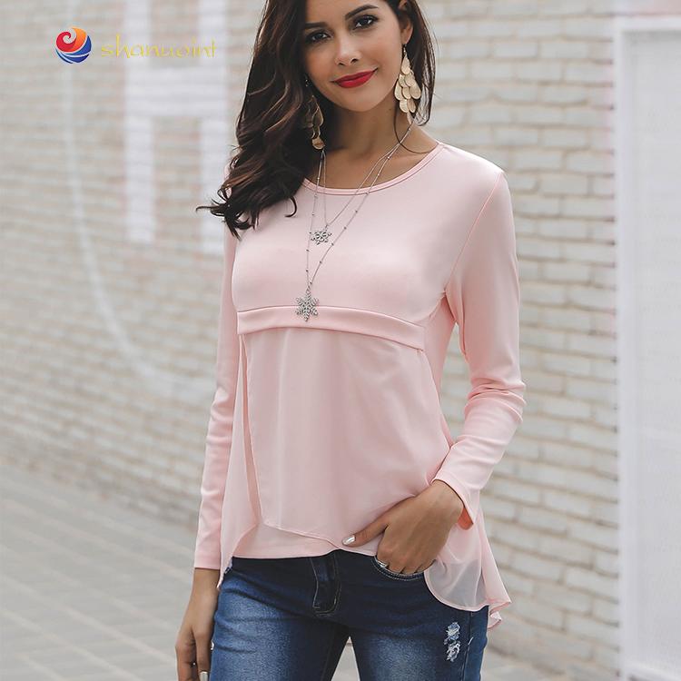 cf97e6edea8f Venta al por mayor blusa camisa para bebé-Compre online los mejores ...