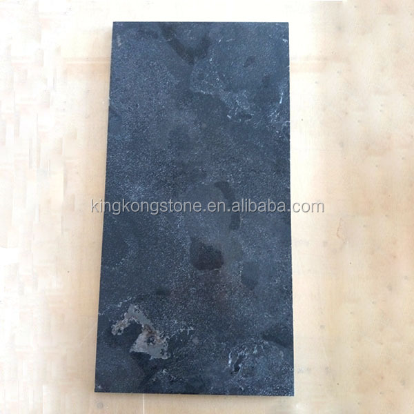 Factory price polished Chinese blue stone tiles