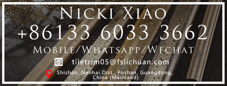 Lichuan C قناة ملامح البثق الفولاذ المقاوم للصدأ