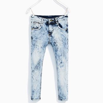 48af50121e63 2019 Wholesale Fancy Boys New Designer Kids Faded Ripped Jeans - Buy ...