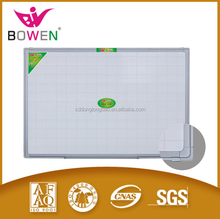 2017 Goede kwaliteit grid kinderen magnetische <span class=keywords><strong>whiteboard</strong></span> BW-V2