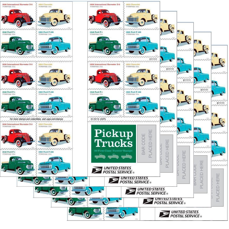 Cheap Manual Pickup Trucks For Sale Find 1951 1953 Ford F1 Truck Get Quotations Usps Forever Stamp 1938 International Harvester D2 1948 Chevrolet
