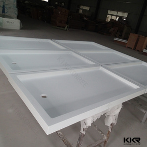 High Quality Fiberglass Shower Tray, Resin Shower Tray