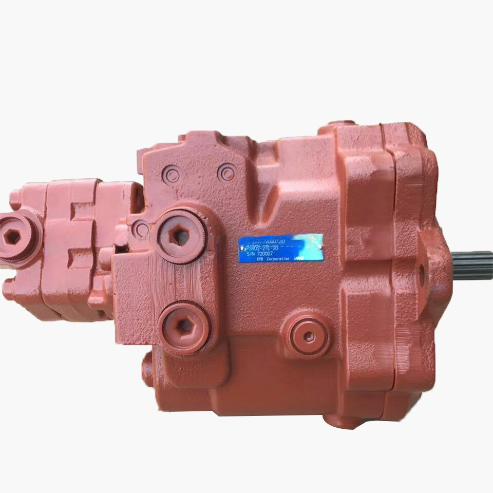 Original KYB Kayaba PSVD2-27E-17 Hydraulic Main Pump Piston Pump For Excavator