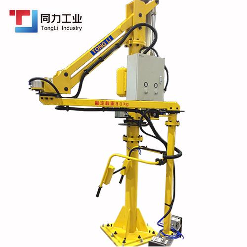 Manipulatoren Pneumatische Eenvoudige Roterende Haak Robot Lege Grote Emmers Manipulator Picking Up Toiletpot met Servo Drive