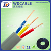 2015 Promotional Prices Top Quality 3x2.5mm2 rvv 3 core power cable