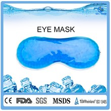 Good feeling sleeping silk gel cooling eye mask