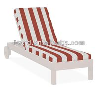 2014 NEW ARRIVAL Outdoor Chaise lounge Cushion Cover