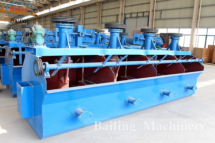 flotation method copper processing plant hot sale in