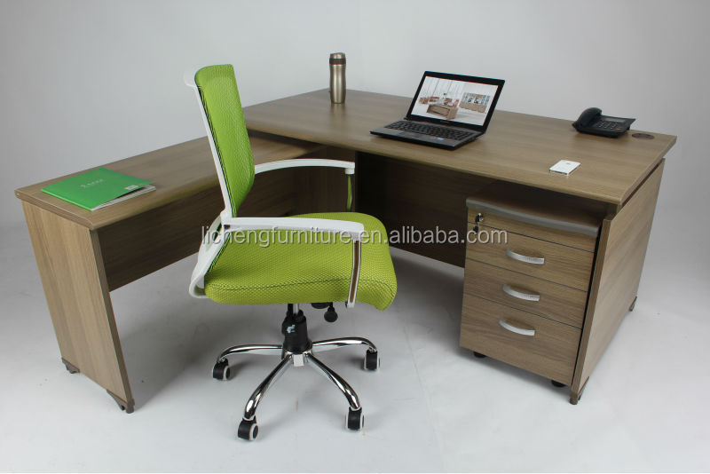 Modern Office Furniture Executive Table Design