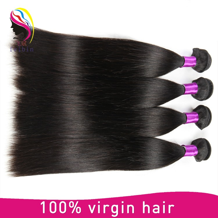 100% Wholesale Raw Indian Temple Hair Extension Weave