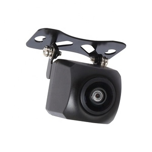 125B Universal HD CCD 170 Degree IP68 Waterproof Night Vision 12V Wide Angle High-defination Rearview Car Camera