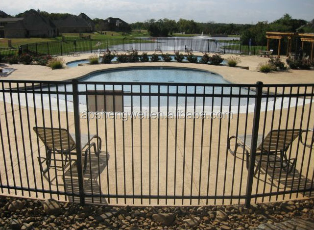 Cheap Pool Fence Ideas temporary fences Used Pool Fencecheap Pool Fenceideas Pool Fencing