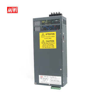 MiWi SCN-1000-12 DC Output 12V 80A 1000Watt Switching Power Supply, View  1000Watt Power Supply, MiWi Product Details from Yueqing Mingwei Electric