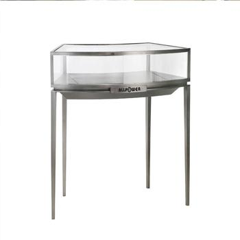 Wholesale Pedestal Jewellery Display Case For Sale