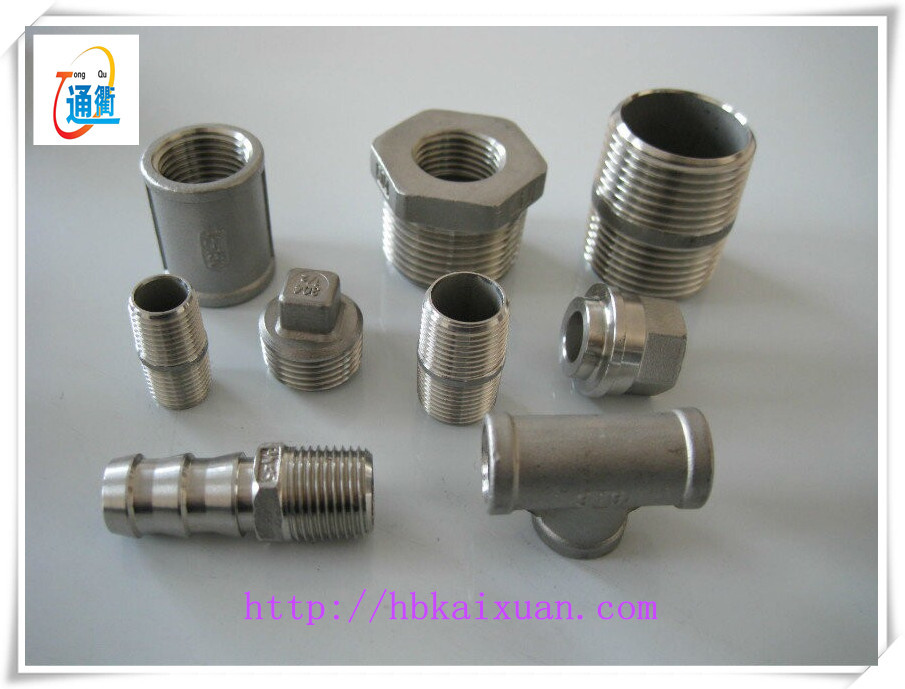 Lbs stainless steel pipe fitting union npt male female