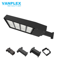 Factory price 300w 350w New Model Led Street Light Module Led Parking Lot Light, LED Shoebox Light