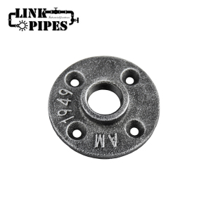 Pipe Fittings Pipe Floor Flange Industrial Flange