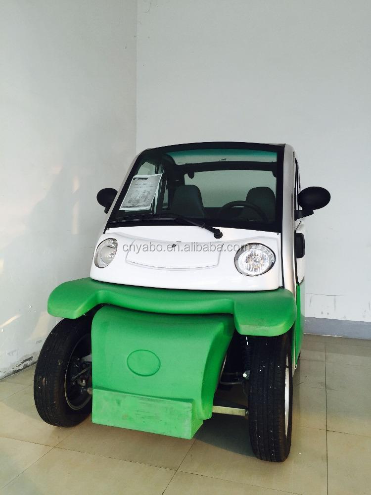 2 sitze abs elektroauto 60v 100ah blei s ure batterie 2800w behinderte kabine mobilit t roller. Black Bedroom Furniture Sets. Home Design Ideas