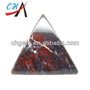 2inches Vastu Bloodstone Stone Pyramids of Egypt